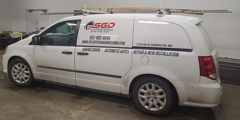 Bloomington, MN, Garage Door Repair – Repairing Without Limitations