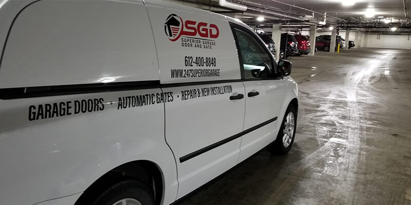 Hopkins Garage Door Repair - Immediate Service!