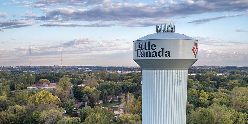 Little Canada garage door - Superior Garage Door Repair