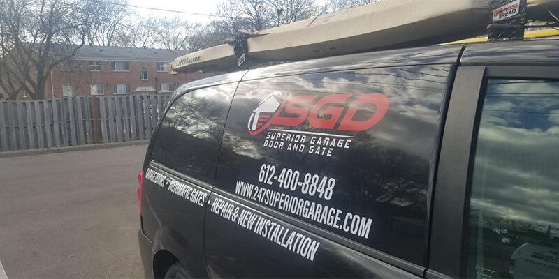 Minneapolis Garage Door - Superior Garage Door Repair