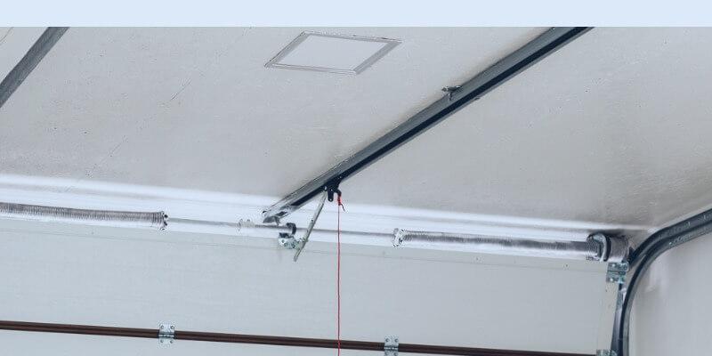 Replace Garage Door Extension Spring - Superior Garage Door Repair3