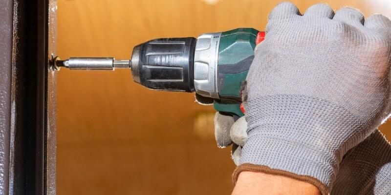 Replacing Garage Door Trim - Superior Garage Door Repair