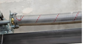 below is what to do with a broken garage door spring - Superior Garage Door Repair