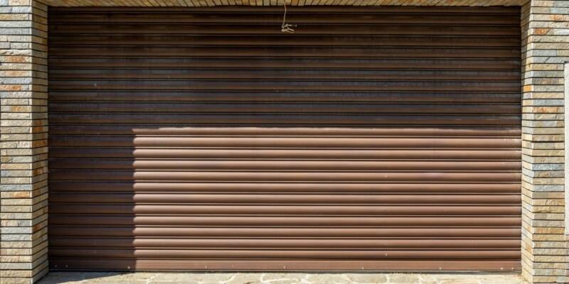 garage door gets stuck - Superior Garage Door Repair