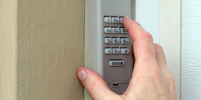 garage door opener keypad - Superior Garage Door