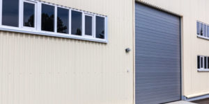 obtain sectional garage door for your commercial place - Superior Garage Door Repair