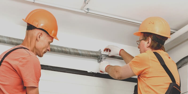 requirements to comply with a garage door fixing business -