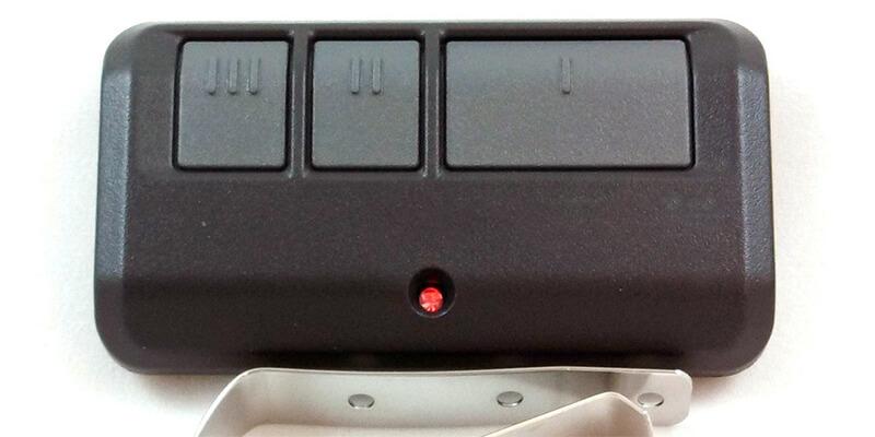 Garage Door Opener Control - Superior Garage Door Repair