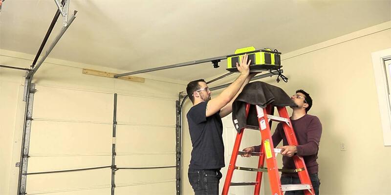 automatic door opener installation - Superior Garage Door Repair