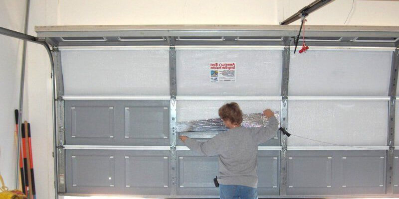 insulated installation - Superior Garage Door Repair