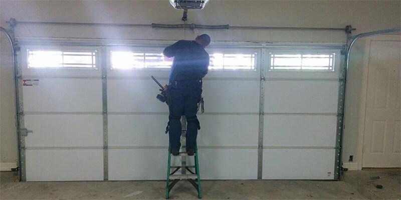 single garage door installation - Superior Garage Door Repair